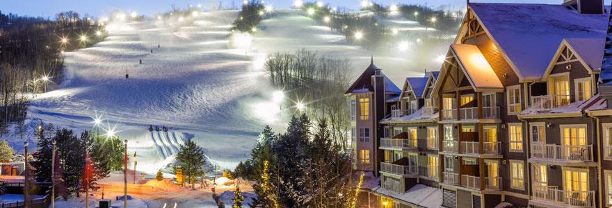 Appartement pour le ski